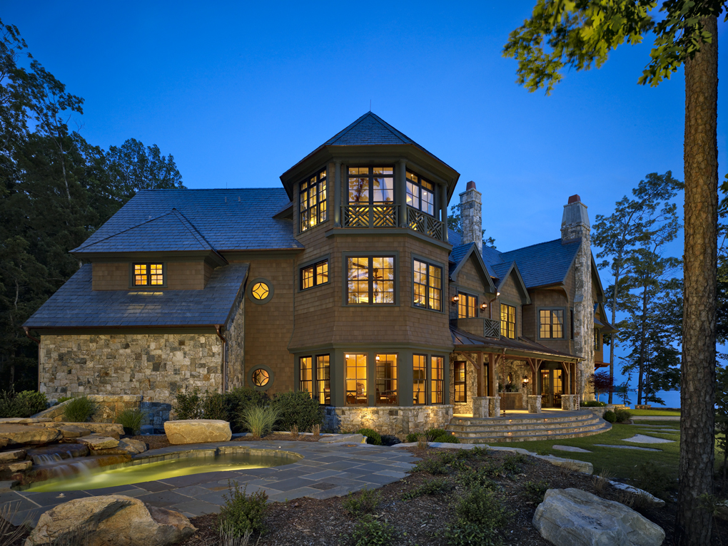 Awards accolades life on keowee for House builders in south carolina