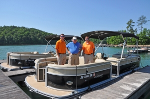 Marina Crew - The Reserve at Lake Keowee Marina