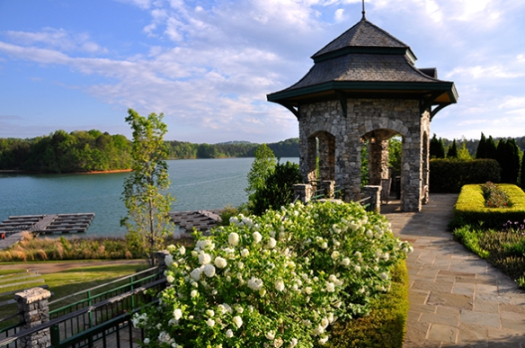 Lake Keowee South Carolina Spring Arcitecture Marina Real Estate