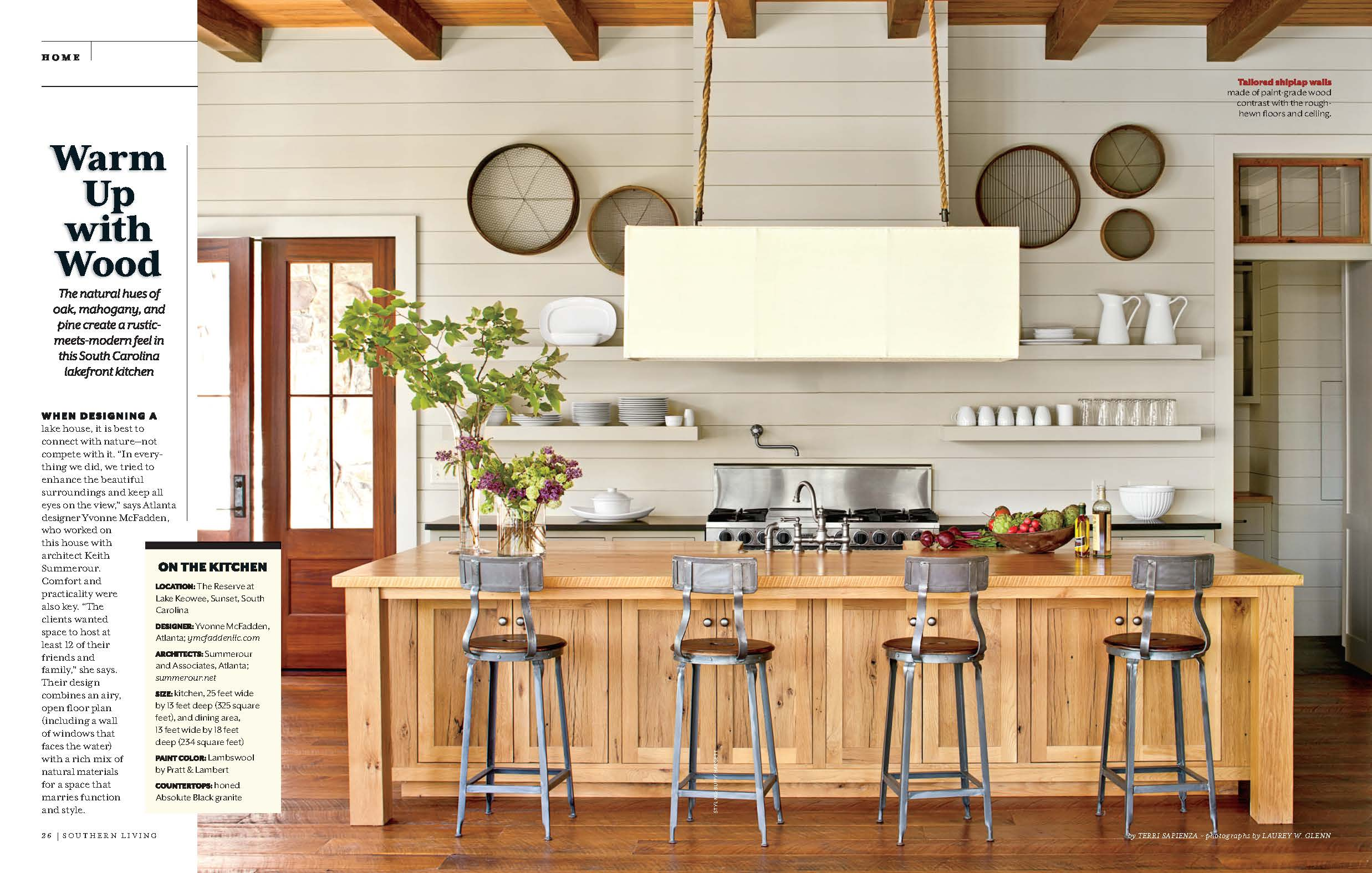 Home And Living Magazine reserve residence featured in southern living magazine the reserve